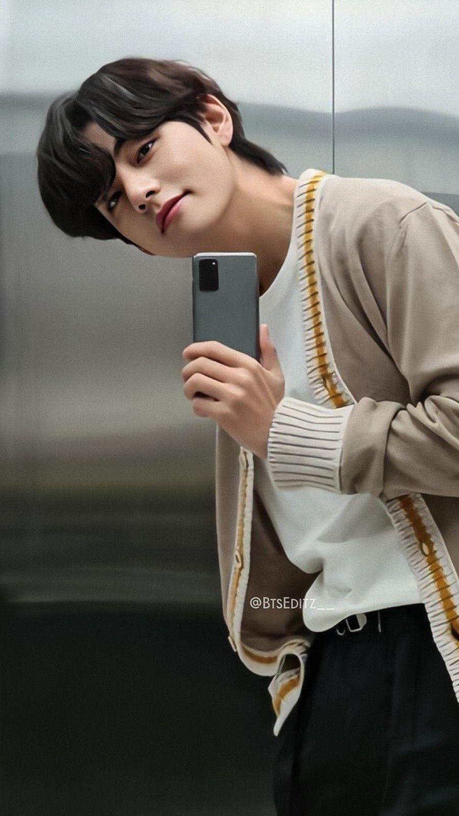 200319 Bts X Samsung Wallpaper Di 2020 Selebritas Gaya Rambut Korea Gaya Rambut