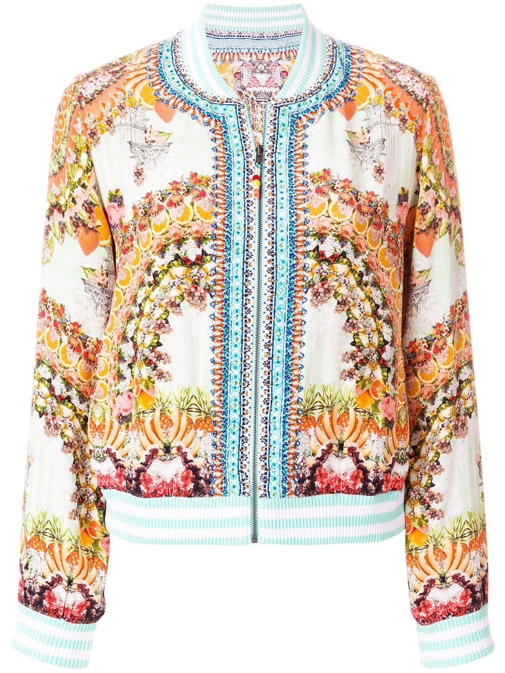 c00d50e64d2bb Camilla embroidered bomber jacket - Multicolour in 2019 | Products ...