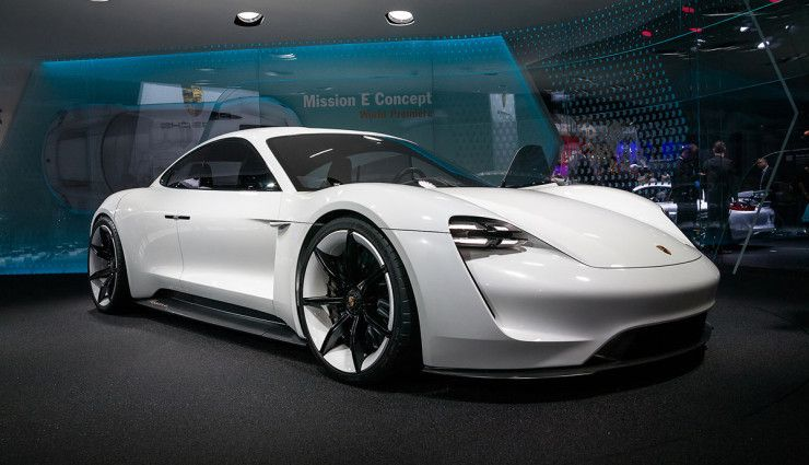 Will Porsche Build A 2 Door Electric Sports Car Porsche Automotive Electriccar Sportscar Porsche Cars Porsche Mission Porsche
