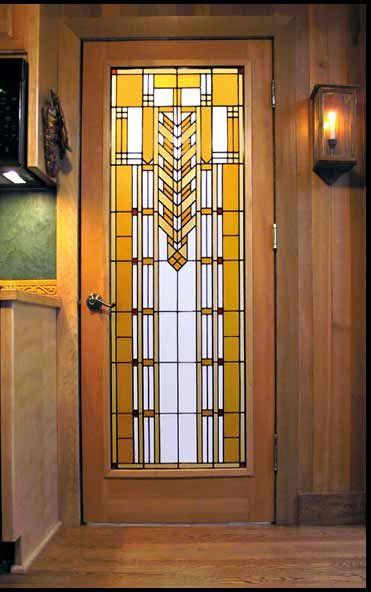 Merveilleux Frank Lloyd Wright Window
