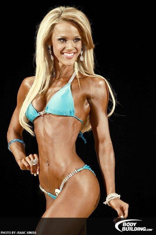 Tawna Eubanks - my favorite competitor, so inspiring!