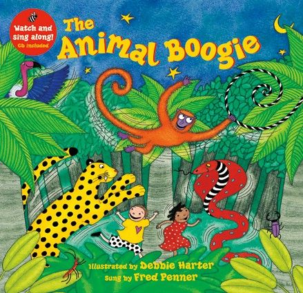 The Animal Boogie Can you boogie? Down in the Indian ...
