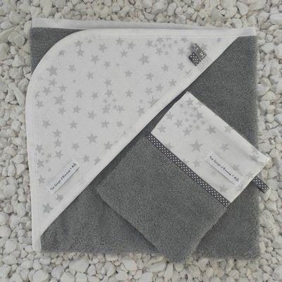 sortie de bain gant sortie de bain pluie d 39 toiles couture bebe pinterest couture. Black Bedroom Furniture Sets. Home Design Ideas