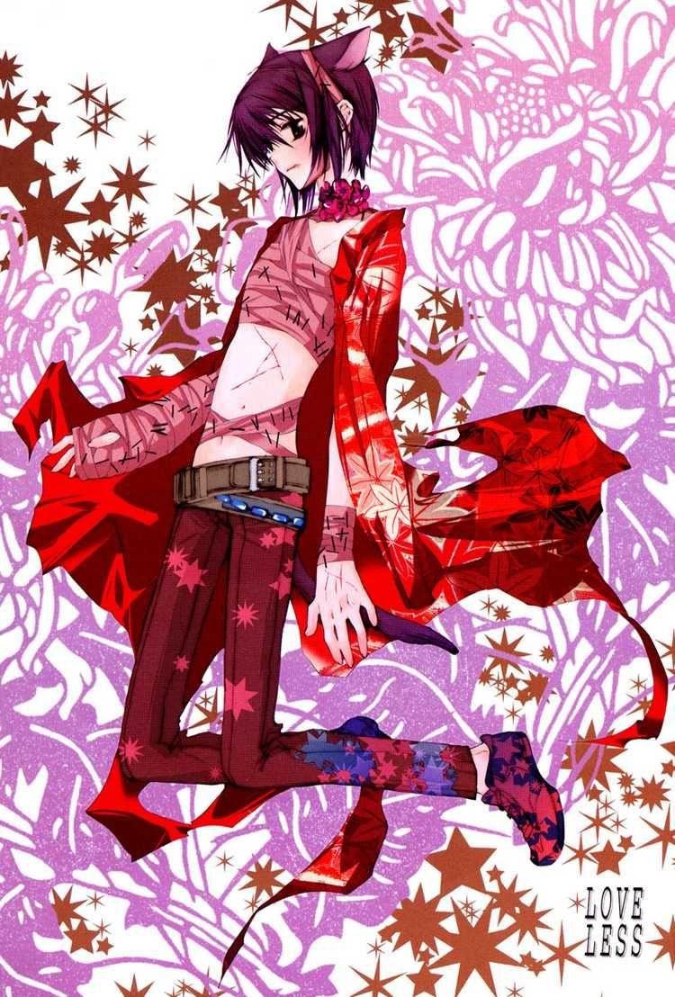 Loveless Loveless anime