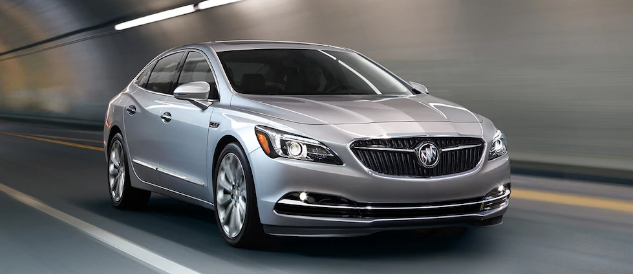 2018 Buick Lacrosse Owners Manual Buick Lacrosse Buick Buick Gmc
