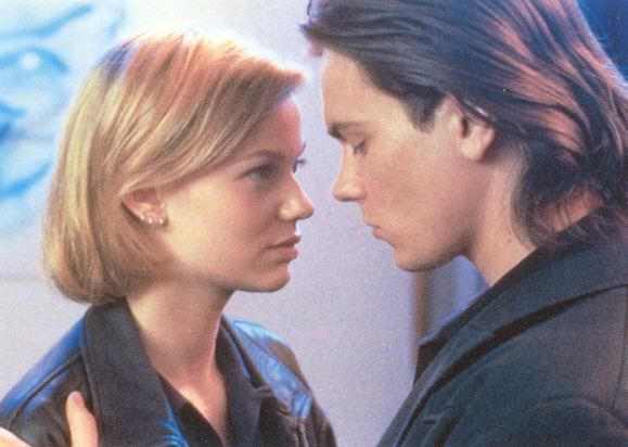 river and samantha mathis the thing called love river