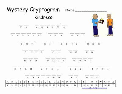 This is a picture of Challenger Free Printable Cryptograms