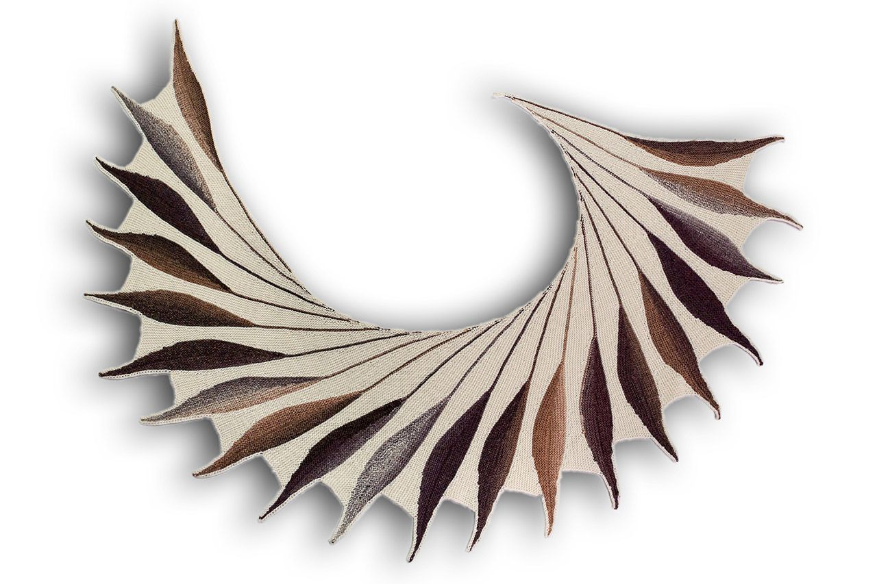 DreamBird -huivi. Meni häälahjaksi ystävälle. | tejidos | Pinterest ...