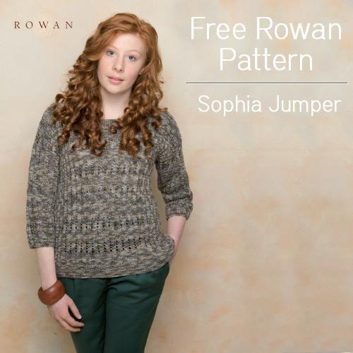 Free Womens Jumper Pattern Free Knitting Patterns Pinterest