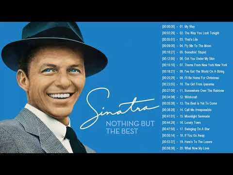 Frank Sinatra Eton John Marvin Gaye Barry White Top 20 Love