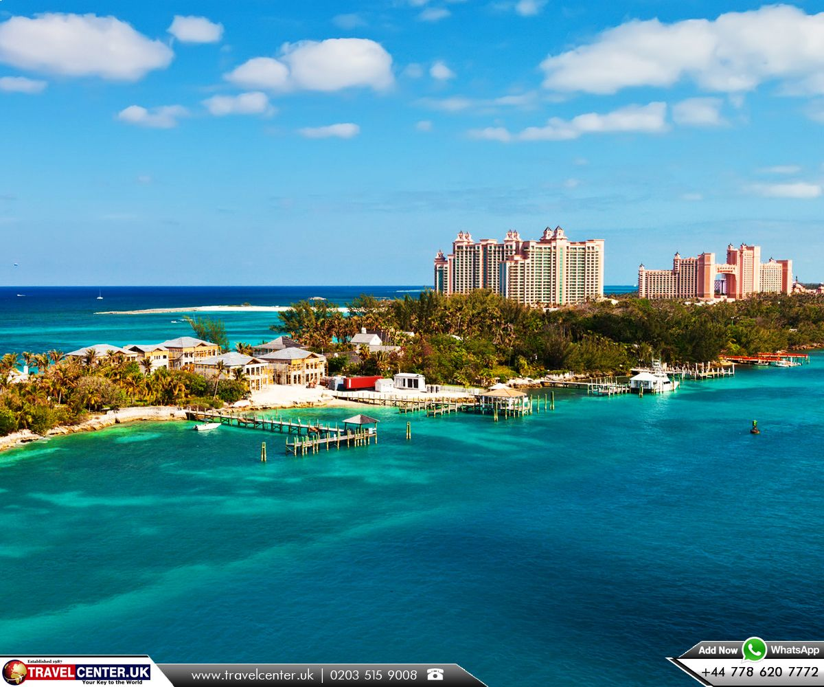 nassau, bahamas: it is the capital of the bahamas. it is the