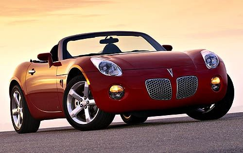 Pontiac 2 Seater Sports Car Where S The Excitement Ultimate Lineup