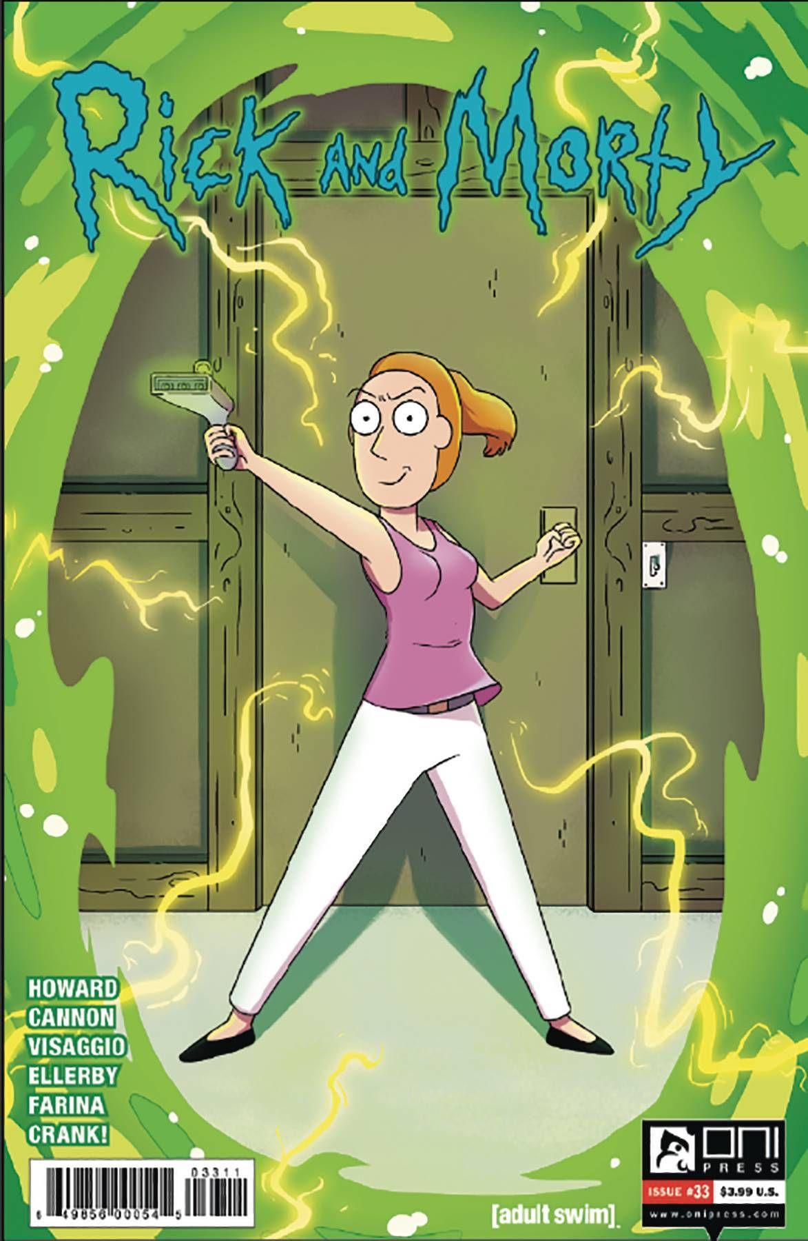 Park Art My WordPress Blog_Rick And Morty Comic Book Issue 1