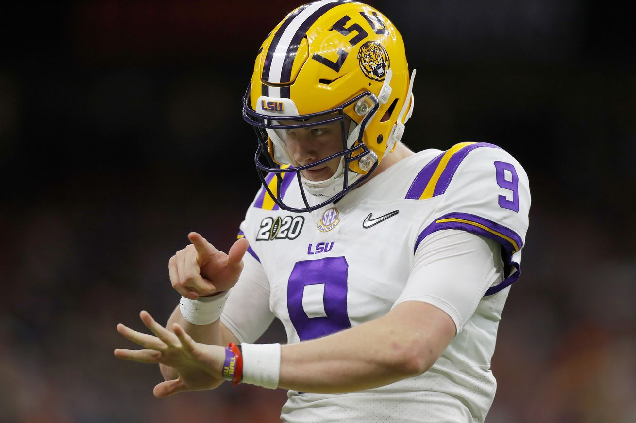 Joe Burrow was the only option for the Bengals NFL_News