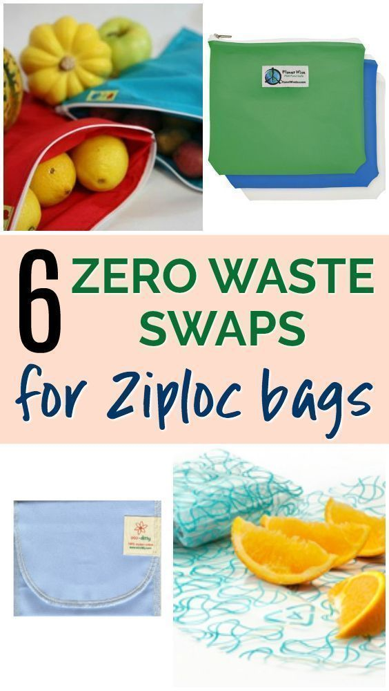Photo of 6 Non-Toxic and Reusable Alternatives to Ziploc Bags