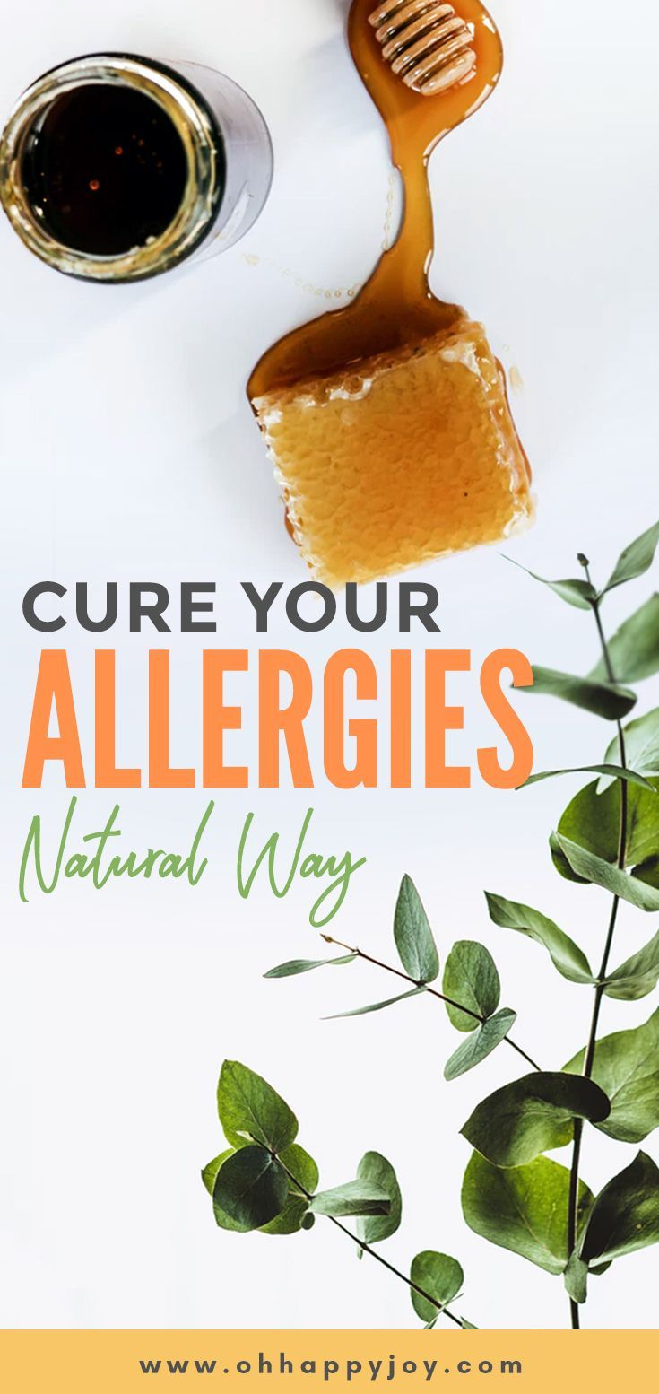 Natural ways to fight allergies oh happy joy journey of