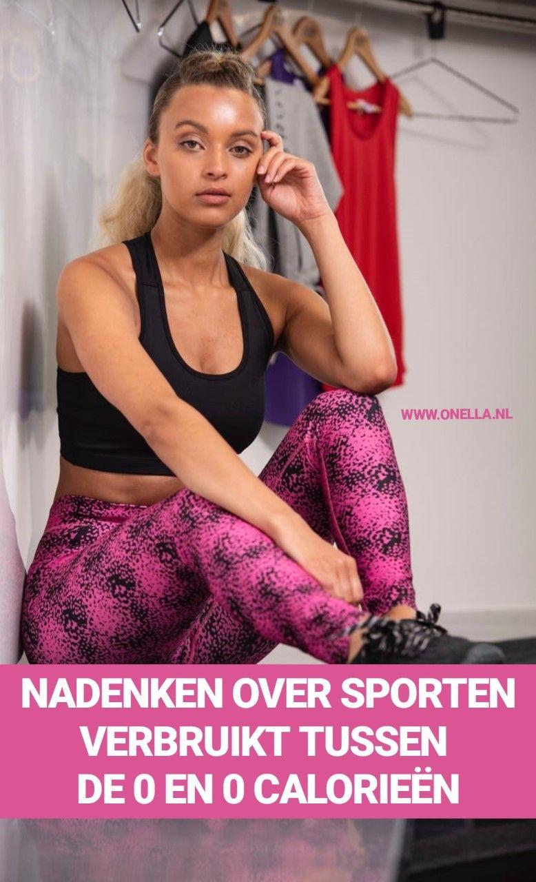Nadenken over sporten verbruikt tussen de 0 en 0 calorieën :-) #fitness #funnyquotes #fitnessquotes