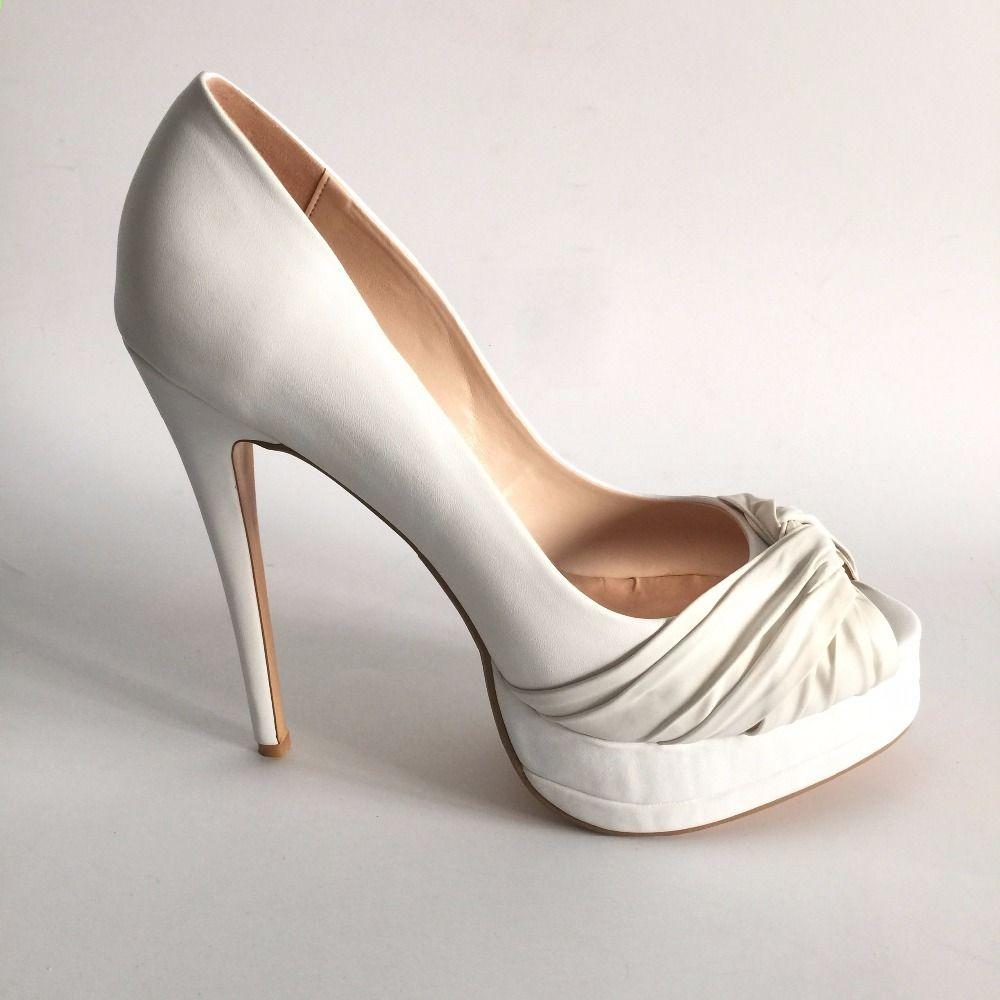 peep toe skor