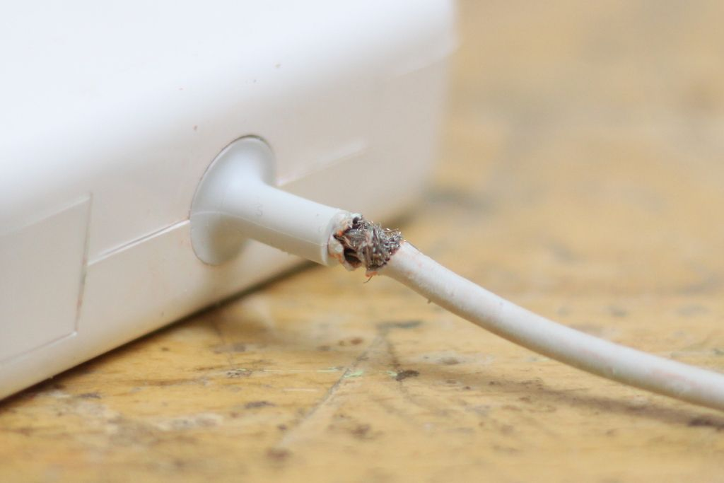 Tutorial Broken Macbook Charger Here Is How To Fix It Laptop Repair Laptop Charger Iphone Repair