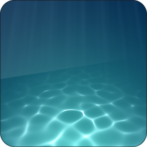 Submerge your device with this elegant live wallpaper