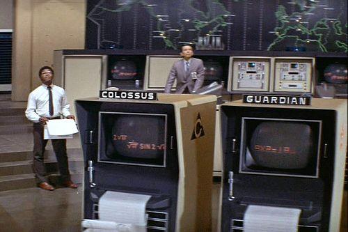 Colossus The Forbin Project 1970 by Dallas1200am, via Flickr