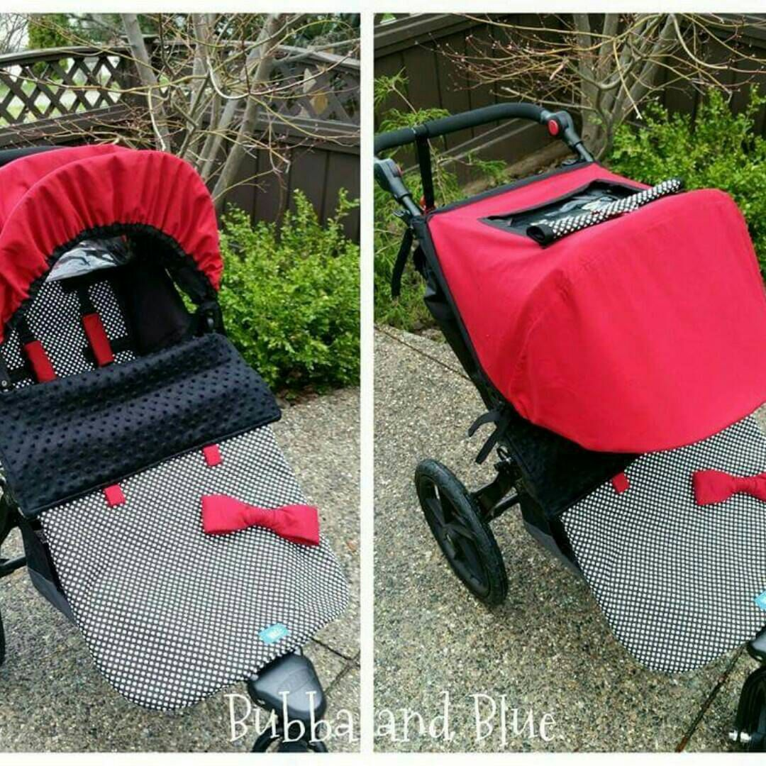 Customize your bob stroller with canopy cover seat liner and winter blanket & Customize your bob stroller with canopy cover seat liner and ...