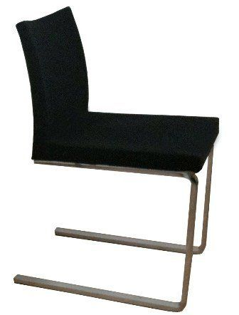 Aria Flat Chair - Soho Concept Furniture - Aria Side Chair by Soho Concept Furniture. $358.20. Aria Flat Chair by Soho Concept with comfortable upholstered seat and backrest is perfect for dining chair, restaurant chair, kitchen chair or office chair. Aria Flat Chair is stylish, affordable and durable for many years of wear.