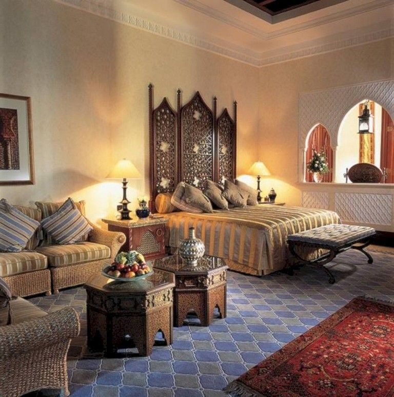 40+ Interesting Moroccan Pillows Ideas For Your Bedroom | Indian living  rooms, Indian home interior, Living decor