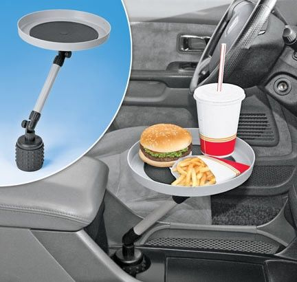 Zoomed-in Version of this image for Car Swivel Tray E9743     <3 JH