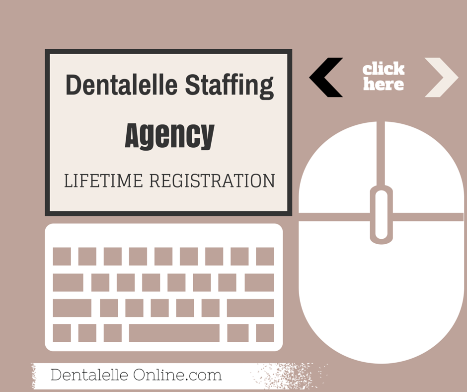 Dentalelle Online is a staffing agency that helps our