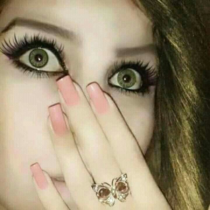 Nice Eyes Bride Eye Makeup Lovely Eyes Attractive Eyes