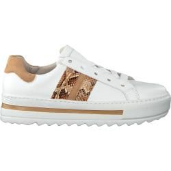 Photo of Gabor Sneaker Low 495 Weiß Damen Gabor
