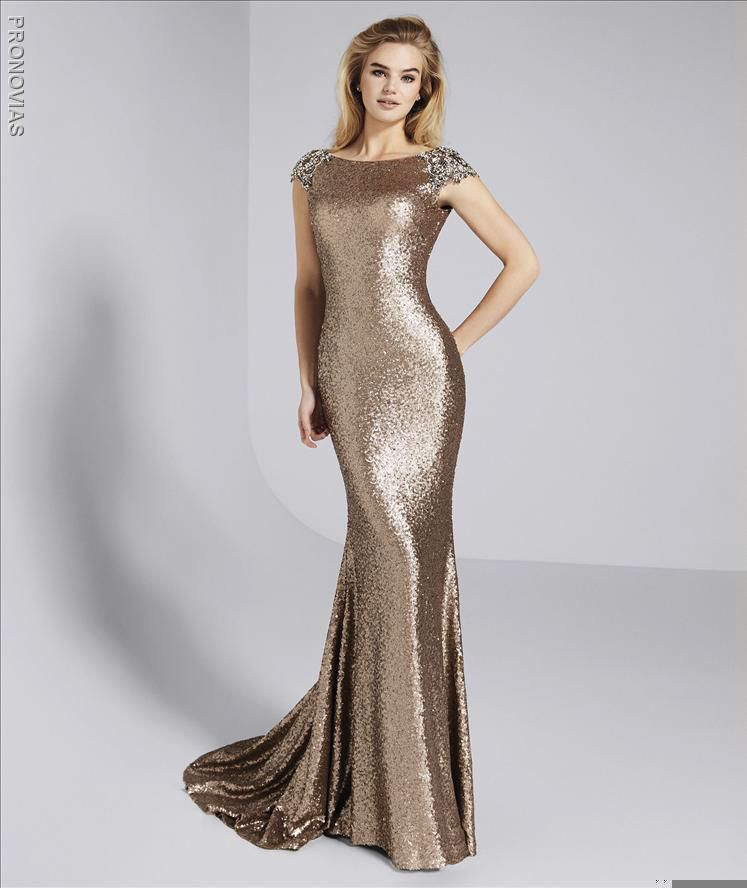 Pronovias Evening dresses available at Esposa Privé stores in Dubai ...