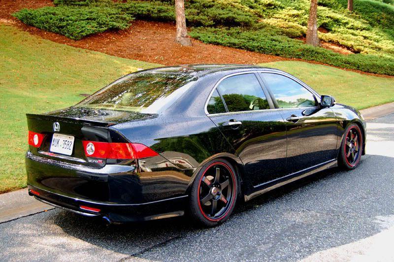 Acura TSX [First Generation (CL9)] | Acura/Honda | Pinterest ...