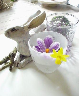seidenfein 's Dekoblog: Frühling ! Spring is comming
