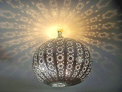 Lustre plafonnier marocain fer forgé lampe applique lanterne