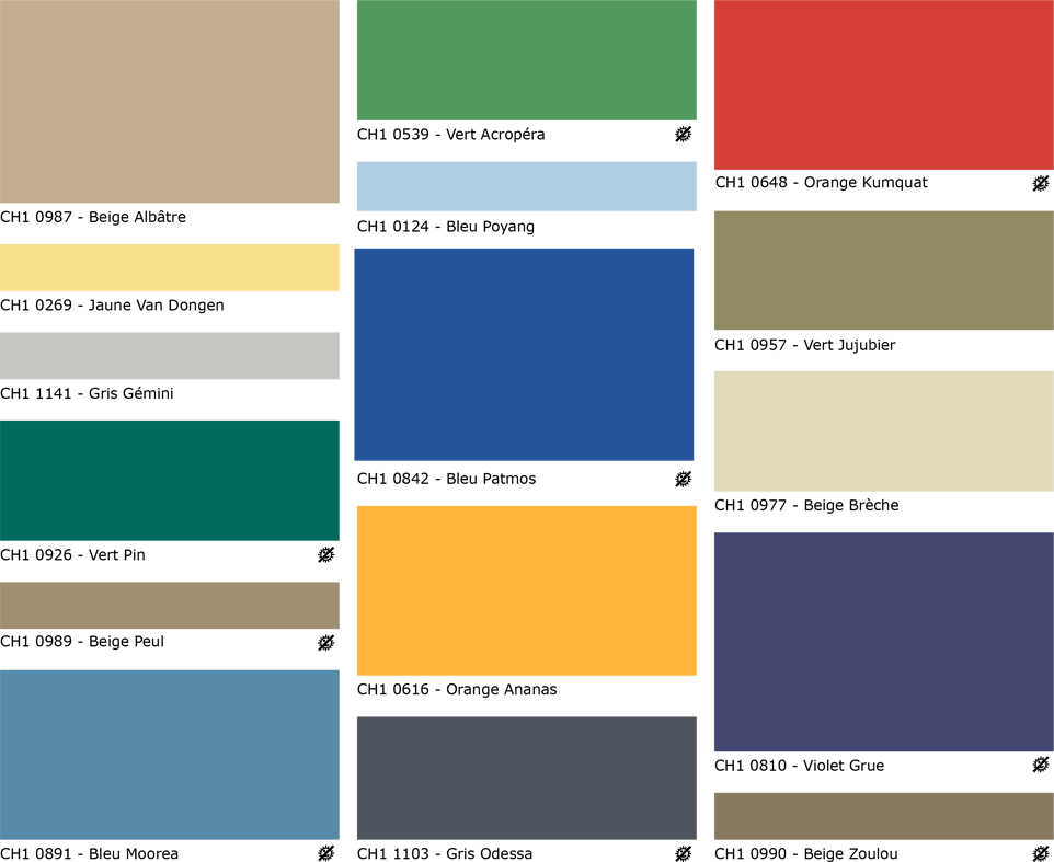 pingl par val d sur tendances couleurs chromatic. Black Bedroom Furniture Sets. Home Design Ideas