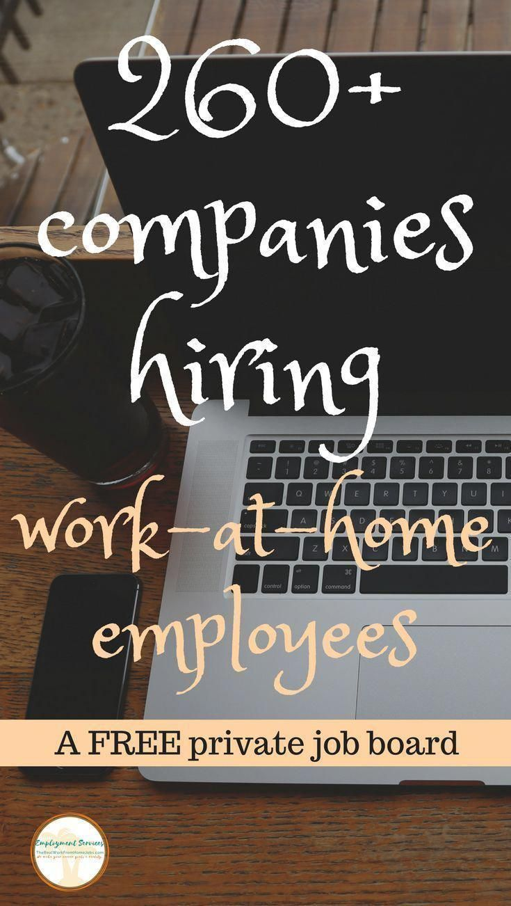 companies that hire work from home employees find more than 260 companies hiring work at home employees 9305