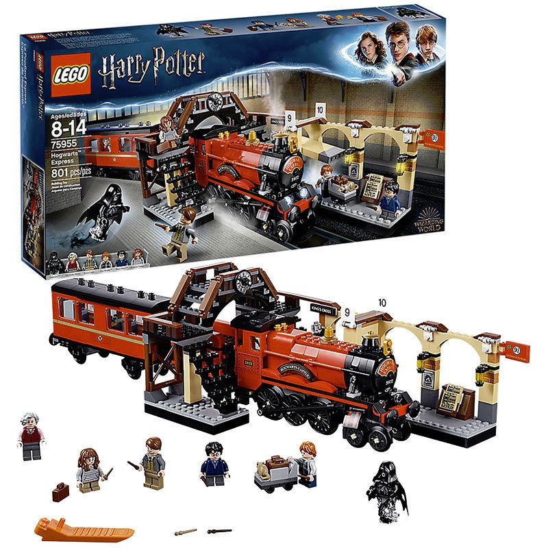 Lego Harry Potter Hogwarts Express 75955 Harry Potter Harry