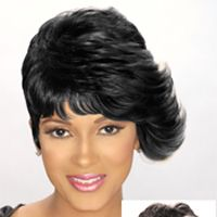 Carefree Synthetic Wigs -  Ruby