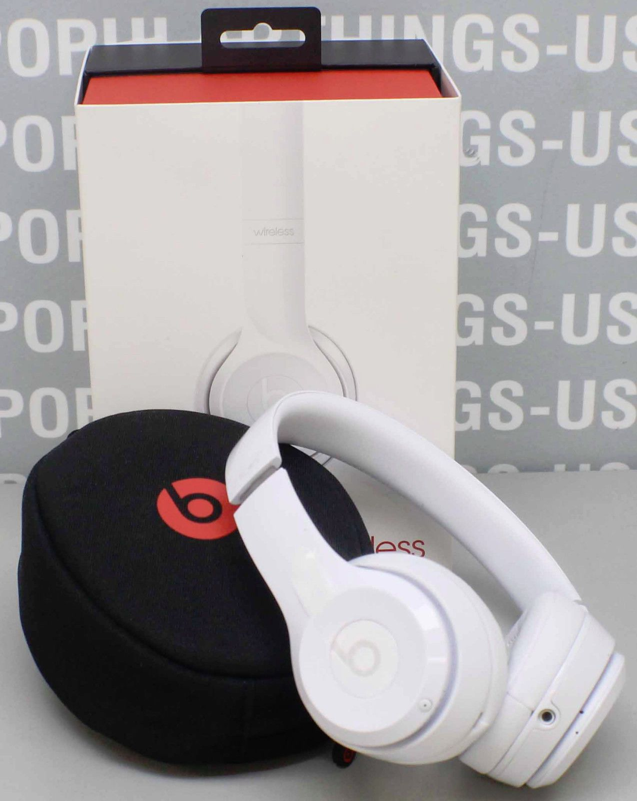 Clean/Working Beats by Dr Dre Solo3 Wireless Headband Headphones in White https://t.co/jTrowiZ9Pf https://t.co/yX7a9iJ4OH