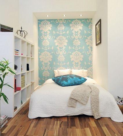6 tips para decorar dormitorios peque os m s ideas sobre - Ideas dormitorios pequenos ...