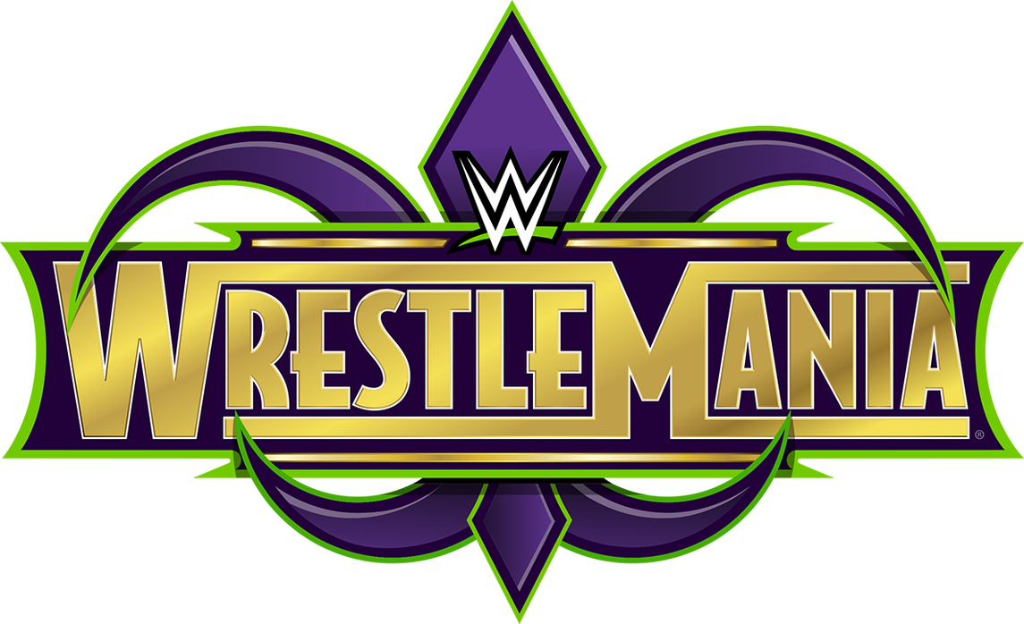 Wwe Wrestlemania 34 Logo By Https Www Deviantart Com Darkvoidpictures On Deviantart Wwe Wrestlemania 34 Wrestlemania Wwe