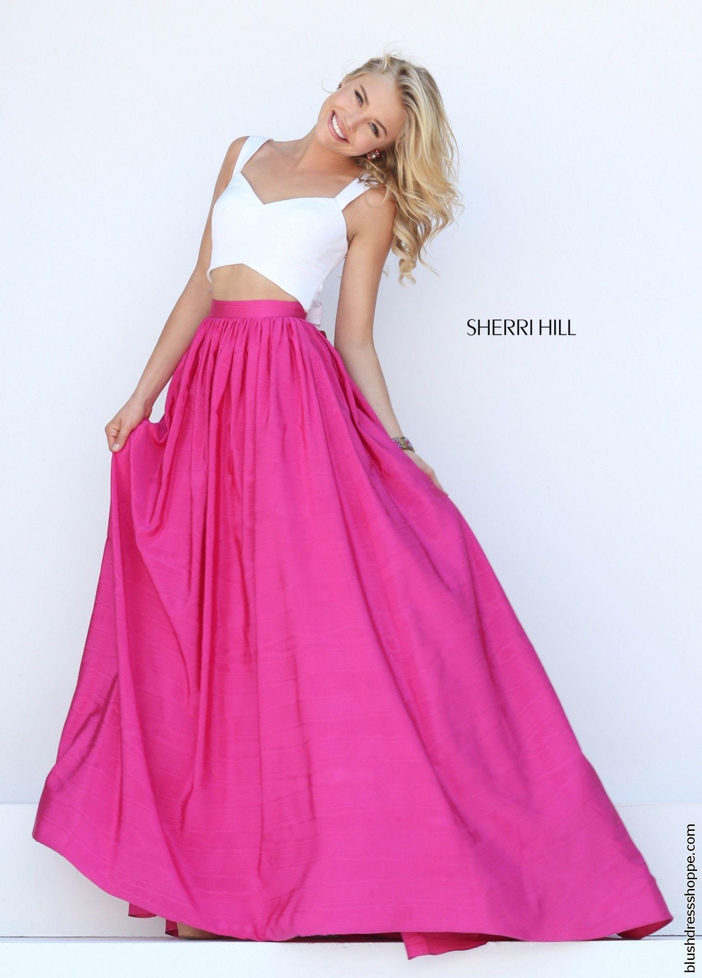 Sherri Hill 50458 | All about Pink | Pinterest | Vestidos fiestas ...