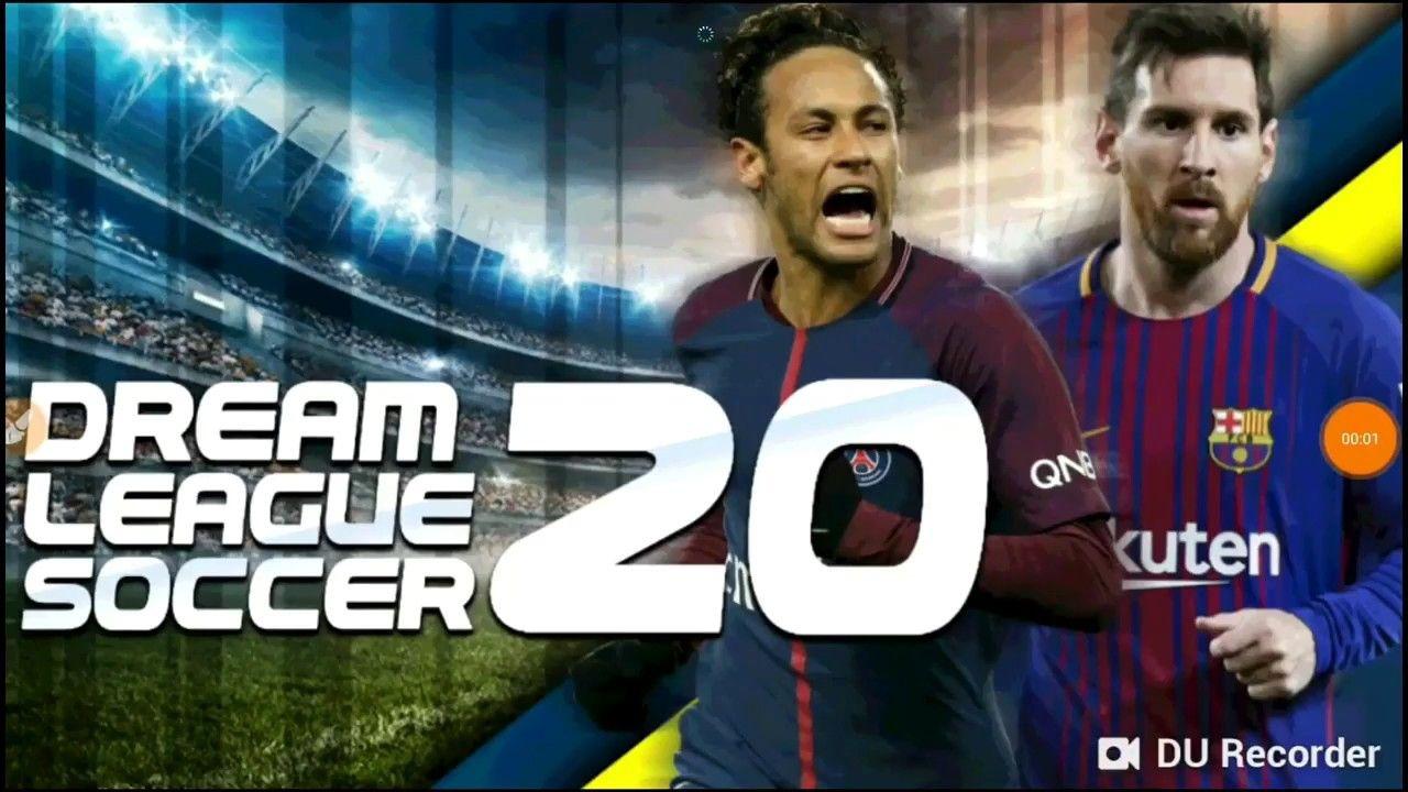 Novo!! Dream League Soccer 2020 Trailer Gameplay DSL 20