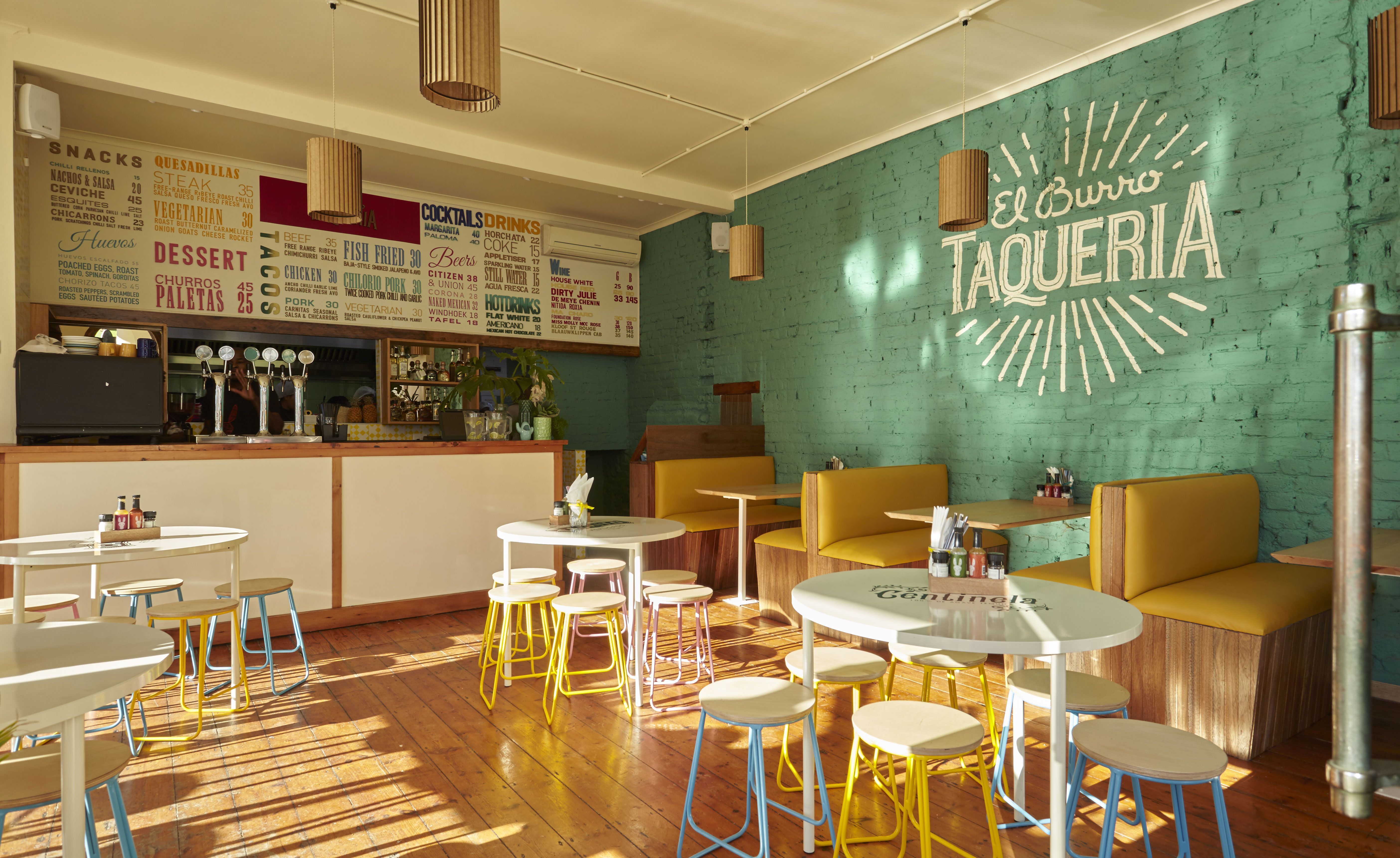 El Burro Taqueria Cape Town South Africa Travel Wallpaper Magazine Mexican