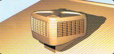 Evaporative air conditioning Cooling perth Evaporative