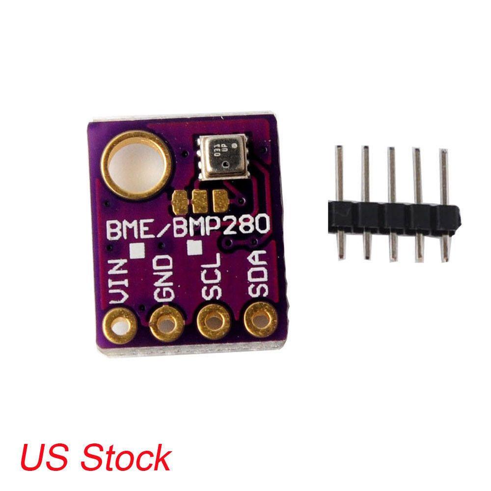 BME280 Temperature Humidity Barometric Pressure Sensor Module