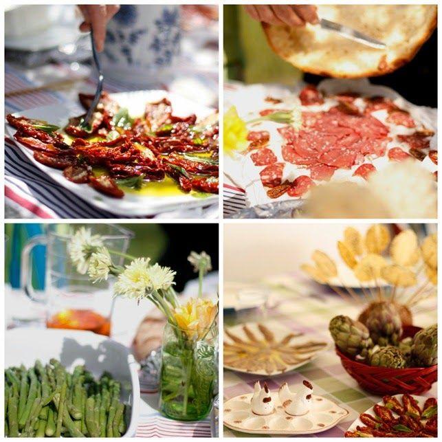 pranzo di Pasquetta in campagna