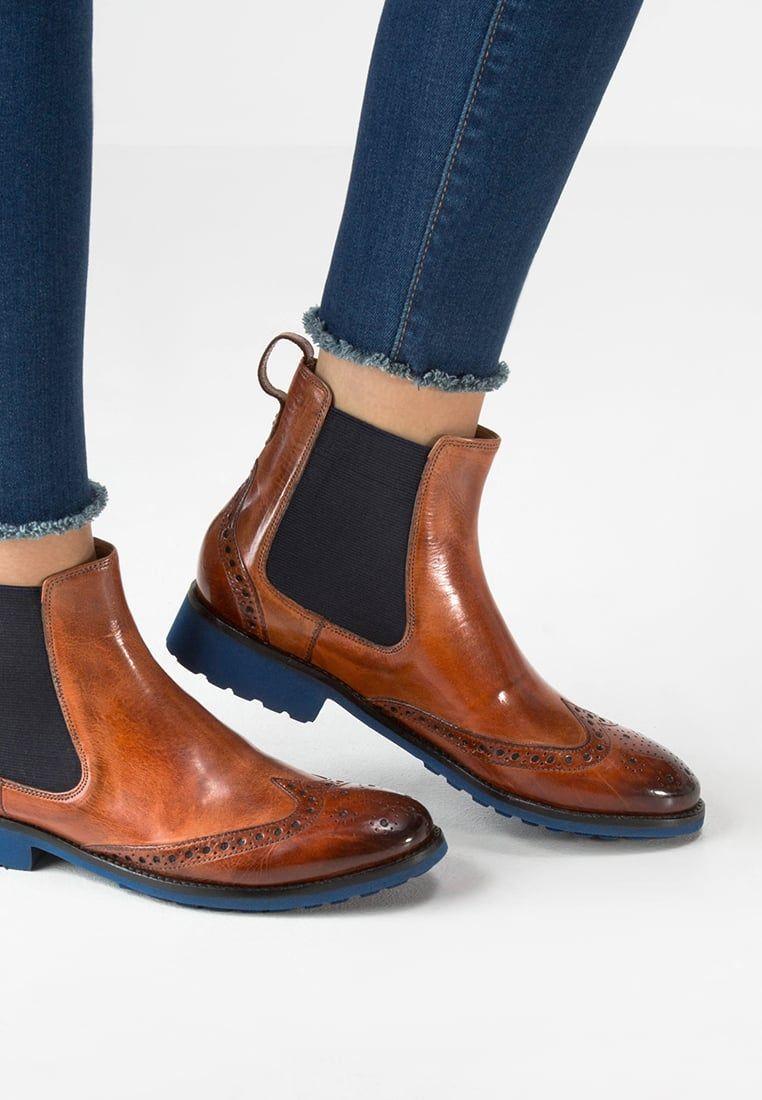 Melvin & Hamilton AMELIE - Ankle boots - black w51p4eI3d
